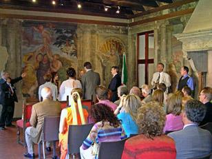 Hochzeit in Verona